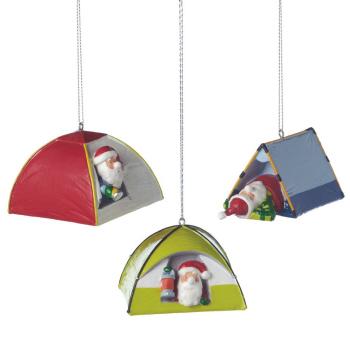 camping ornaments