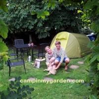 Garden Camping – A New Fascinating Concept
