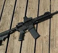 Hunting Gear: AR-15 Lower & Upper Receivers