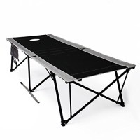 Factors to Consider While Buying a Camping Cot