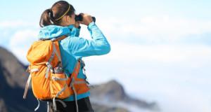 binoculars for camping