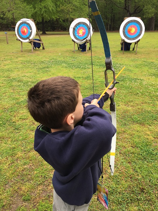 honing your archery skills