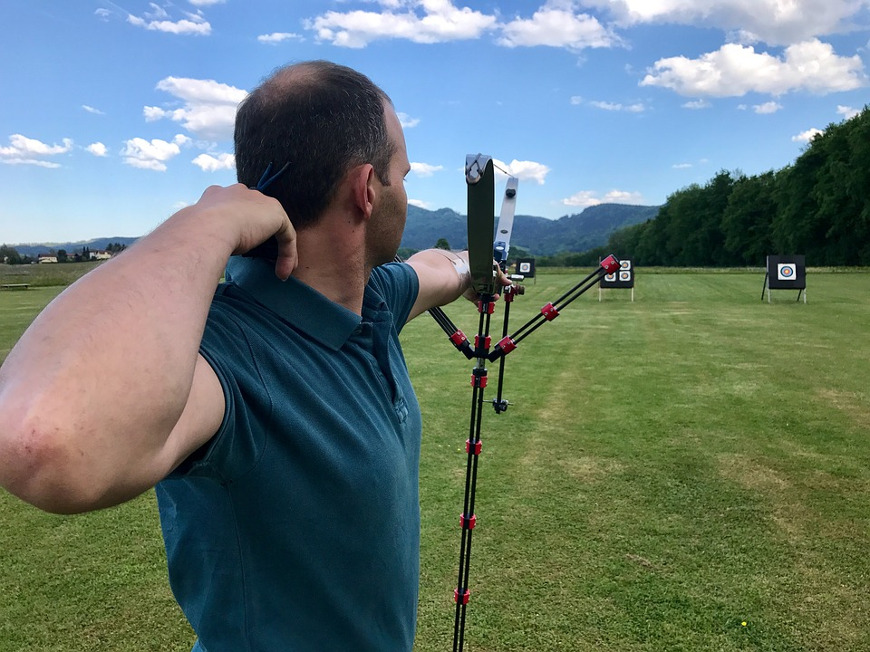archery as a camping activity