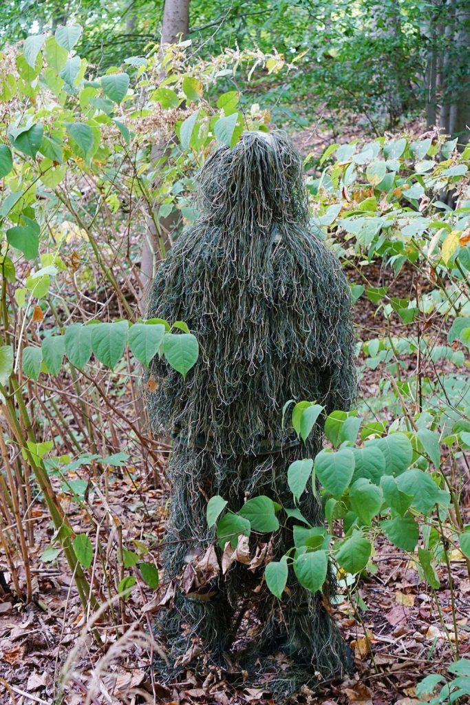 complete woodland ghillie suit by ghillie suit shop