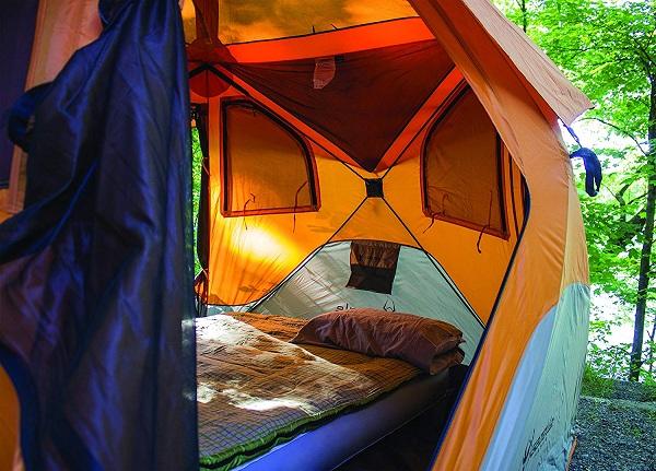 tent comfort