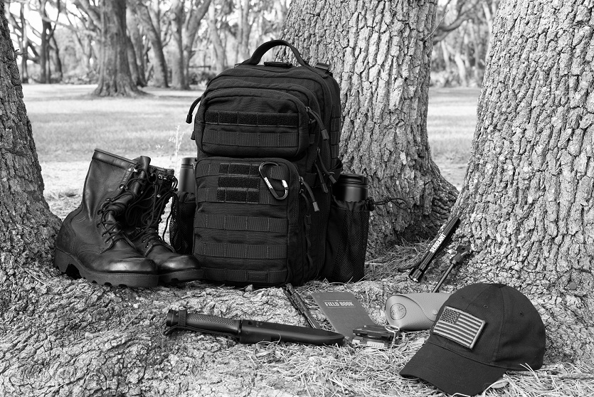 SERGEANT TACTICAL BACKPACK Versatile