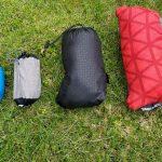 camping pillows