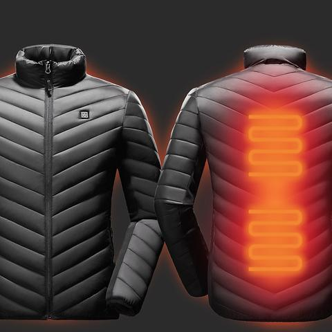 heated jacket by skivine