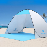 Automatic Easy Outdoor Tent by Wild Wonderer