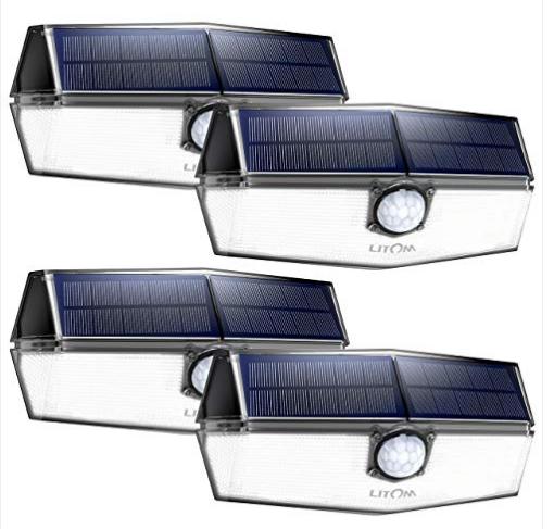 survival kit  solar lights