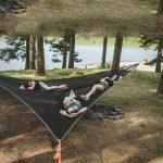 multi-person portable hammock